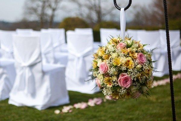 Wedding flowers_Strmol castle Slovenia - Castle wedding