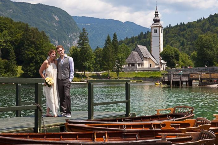 Wedding at the two lakes