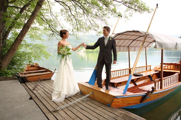Vila Bled Wedding