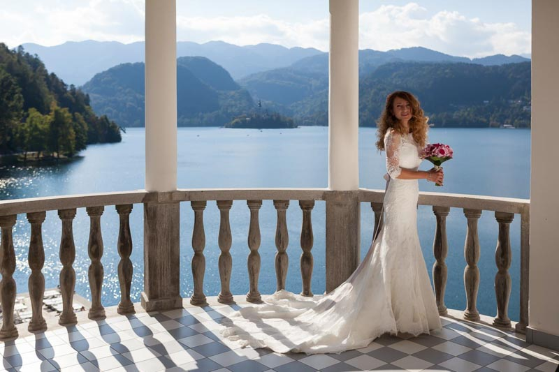 Lake Bled Hotel Wedding
