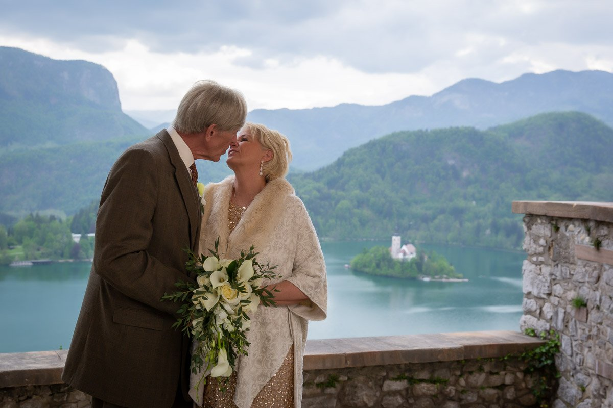Lake Bled Elopement