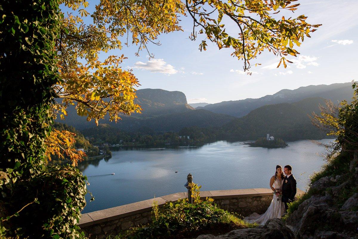 Bled Castle Wedding