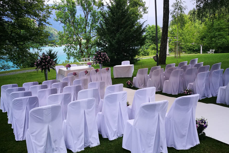 Hotel Vila Bled Wedding