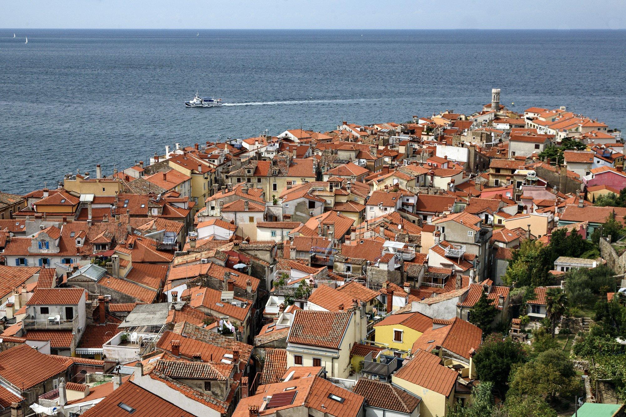 elope to slovenian coast