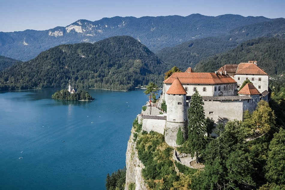 Wedding at Bled Castle