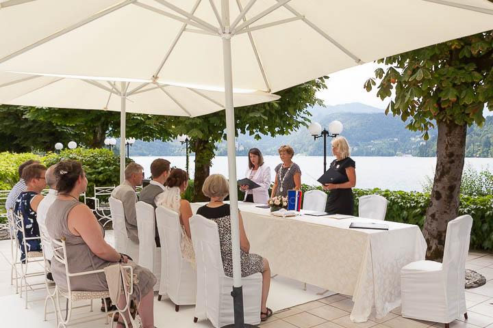 Wedding In Grand Hotel Toplice Dream Wedding Slovenia
